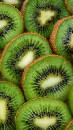 Slices, fruits, kiwifruit, 720x1280 wallpaper
