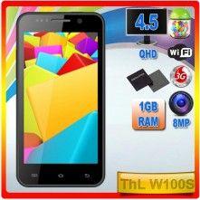 ThL W100S    La evolución del superventas low cost de ThL Electronics, Consumer Electronics