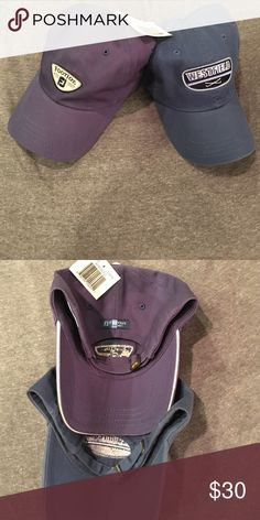 Men's golf hats Footjoy and Westfield county club golf hats Accessories Hats