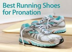 Learn about the best Running Shoes to help with Pronation.