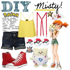 DIY Misty!, created by kortneybreanna on Polyvore