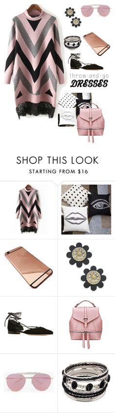 """""""#throug&go"""" by clauturchin ❤ liked on Polyvore featuring Kate Spade, Stuart Weitzman and Boohoo"""