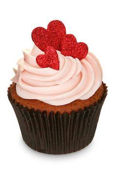 Cupcake matrimonio cuori