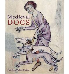 Dogs: man's best friend, both today and in the Middle Ages. This charming gift book presents images of dogs from medieval manuscripts alongside fascinating, strange and humorous stories  -  from the keen and agile hunting hound to the cosseted and overweight lapdog.