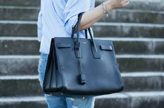 Splurge on your dream bag this fall.