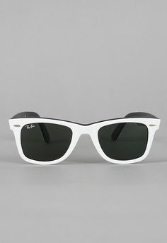 879b18b0e4e Original Wayfarer 50mm Sunglasses in White by Ray Ban Oakley Juliet