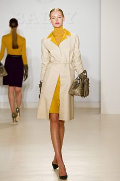 Bally Pre-Fall 2011 - Review - Collections - Vogue