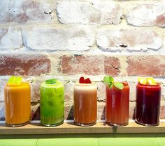 Most delicious Fresh juices