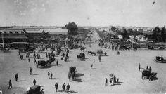 240 Fotos antiguas de Argentina entre 1890 y 1965 Estacion Chacarita