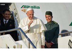 Inició el 16° Viaje Apostólico del Papa Francisco a Georgia y Azerbaiyán - Radio Vaticano