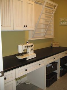 Sewing Room Designs Design Ideas, Pictures, Remodel, and Decor - page 6
