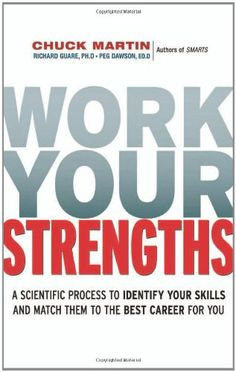 Work Your Strengths: A Scientific  Process to Identify Your Skills and Match Them to the Best Career for You by Chuck Martin http://www.amazon.com/dp/0814414079/ref=cm_sw_r_pi_dp_cVTkub0DVWAJJ