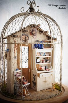 2016, Miniature House By Linda Hu