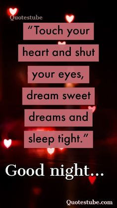 good night sweet dreams \ good night good night quotes good night sweet dreams good night quotes for him good night blessings good night images good night wishes good night gif Good Night Love Quotes, Good Morning Love Messages, Beautiful Good Night Images, Good Night Prayer, Romantic Good Night, Cute Good Night, Good Night Friends, Good Night Blessings, Good Night Gif