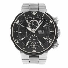 Men's Certified Pre-Owned Watches - Oris TT1 automaticselfwind mens Watch 67476307154 Certified Preowned -- Continue to the product at the image link. (This is an Amazon affiliate link)