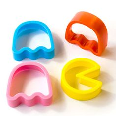 Pac Man Cookie Cutter now featured on Fab.