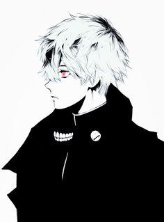 รูปภาพ tokyo ghoul, anime, and kaneki