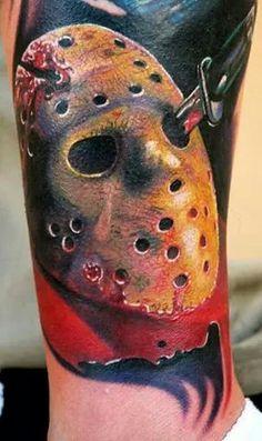Tattoo by Jason Voorhees