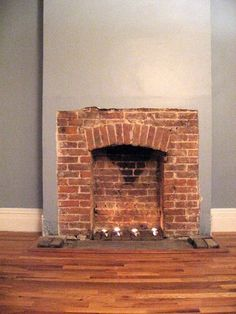 15 best exposed brick fireplaces images drive way fire places rh pinterest com