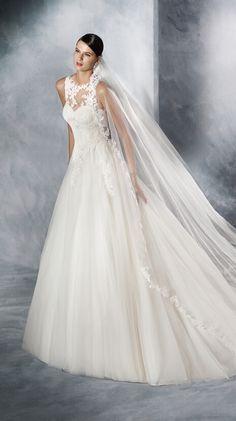 Tiendas de vestidos de novia en winston salem