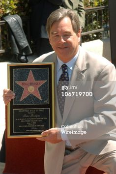 Beau Bridges during Beau Bridges Honored with a Star on the Hollywood Walk of Fame for His Achievements in Film at Hollywood Boulevard in Hollywood, California, United States. (Photo by Steve Grayson/WireImage)
