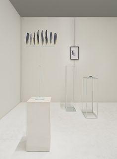 Sara VanDerBeek, Installation View at The Hammer Museum, Los Angeles, 2011