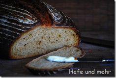 Sweet potato & Chickpea Bread - sourdough mix •175g flour Type 550 ...