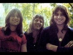 EMERSON, LAKE & PALMER - FROM THE BEGINNING (Original Version + Alternat...