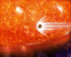 Giant star caught devouring alien planet - Technology & science - Space - Space.com - NBCNews.com