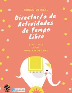 Novo curso Director/a de Actividades de Tempo Libre