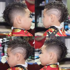 Hair Designs For Kids
