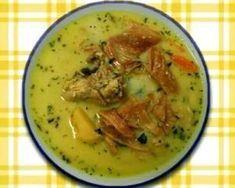 "Peanut Soup | Cochabamba - Bolivia to make llajua you need locotos ""chile manzano"" and quillquiña ""pápalo."""