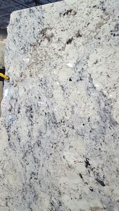 Our slab, white ice granite