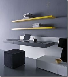 20 modern desk ideas for your home office | office workspace