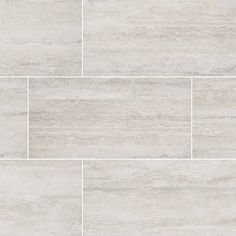 Veneto Collection - White Matte Porcelain 12x24 - Tiles Direct Store