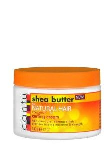 Free Shea Butter Natural Hair Curling Cream Sample - Daily Deals Catalog