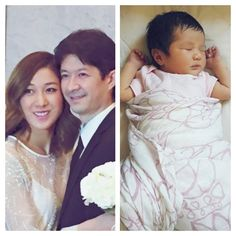 #鐘嘉欣 #lindachung 發出囡囡Kelly (乖乖)照片!bb囡鼻高高似足媽咪 #嘉欣bb 長大後一定是個美人胚子!  #嘉欣fans ❤️…
