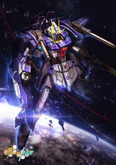 GUNDAM GUY: Awesome Gundam Digital Artworks [Updated 1/13/16]: