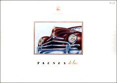 1951 Ford Am Rhein: Taunus Deluxe