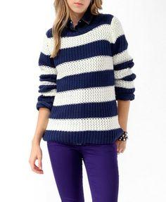 Fab chunky sweater