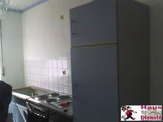 2009 (Kunde)   90 m2 Wohnung komplett Neu gestrichen, tapeziert, Boden (Laminat) verlegt und viele weitere Dinge!  Küchenaufbau