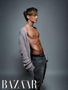 Leeteuk [ Harper's Bazaar ] [ Super Junior ]