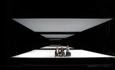 """""""Je disparais"""" - de Arne Lygre, mise en scène et scénographie de Stéphane Braunschweig  La Colline, Théâtre National"""