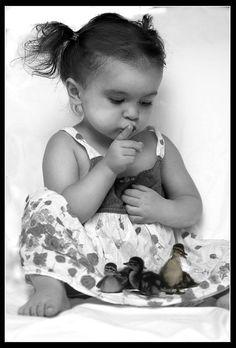 no more quacking babies--shhh!