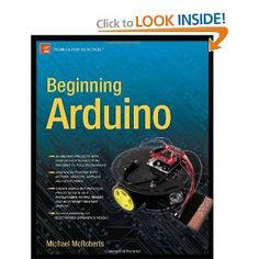 Beginners Arduino book available from Amazon 19US$ Kindle Version