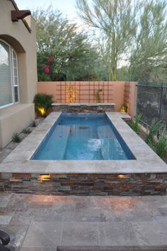 Small Pool Design Ideas, Pictures, Remodel, and Decor - page 24