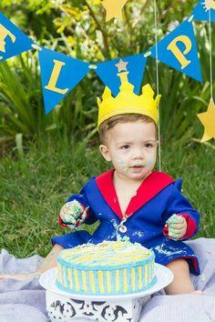 Smash the cake pequeno principe