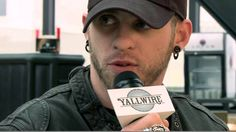 Yallwire host Stephanie Langston sits down with country superstar Brantley Gilbert to get the scoop on his engagement to Jana Kramer, recording his next albu. Country Men, Country Music, Jana Kramer, Brantley Gilbert, Im Sad, I Can Relate, Looking Up, Feel Good, Superstar