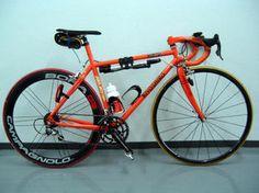 オレンジ号 : あの有名人の自転車はコレ!【ロードバイク・クロスバイク】 - NAVER まとめ