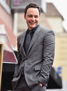 Jim Parsons Photos: Jim Parsons Honored on the Walk of Fame